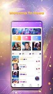 Hawa – Group Voice Chat Rooms MOD APK (Premium) 1