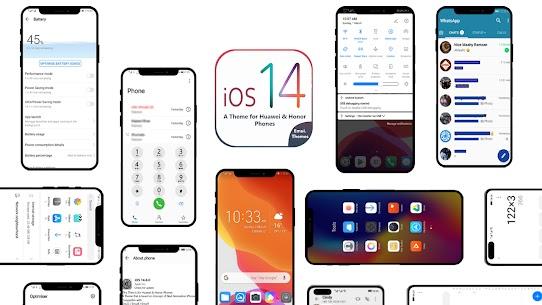 Os14 Theme for Huawei (Emui Theme) 4.2 [MOD APK] Latest 1