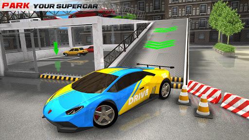 Modern Car Parking 3D & Driving Games - Car Games  screenshots 14