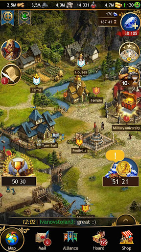 Imperia Online - Medieval empire war strategy MMO  screenshots 4