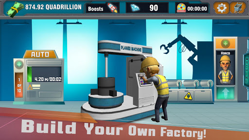 Factory Tycoon : Idle Clicker Game  screenshots 6