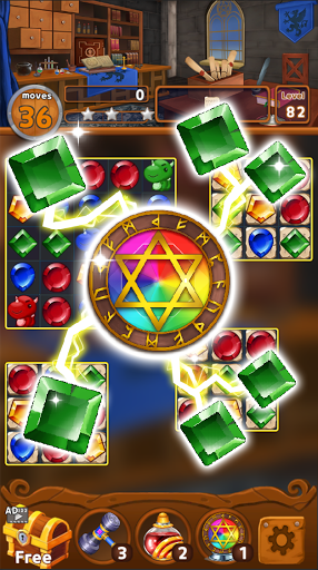 Jewels Magic Kingdom: Match-3 puzzle 1.8.20 screenshots 9