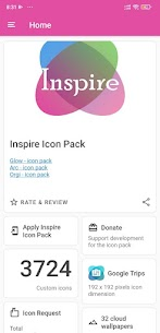 Inspire – Icon Pack For Android 4