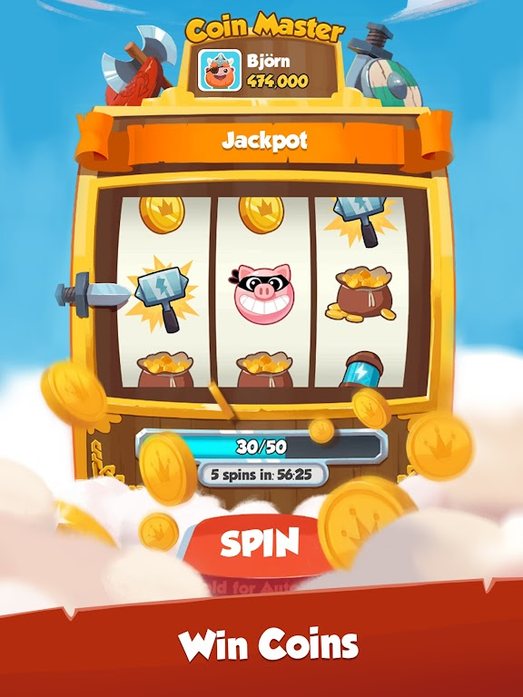 Coin Master poster 9