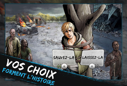 The Walking Dead: Road to Survival APK MOD – ressources Illimitées (Astuce) screenshots hack proof 1