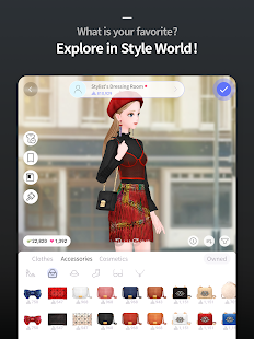 STYLIT - Dress up & Styling Game