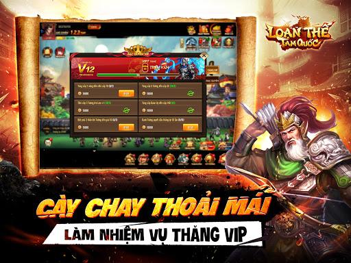Lou1ea1n Thu1ebf Tam Quu1ed1c - Cu00f4ng Thu00e0nh SLG 1.8 screenshots 13