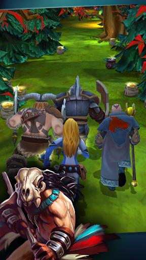 Heroes of Destiny: Fantasy RPG, raids every week 2.3.7 de.gamequotes.net 5