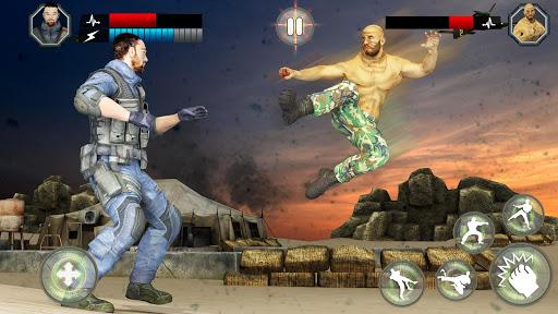 US Army Fighting Games: Kung Fu Karate Battlefield 1.3.4 screenshots 4