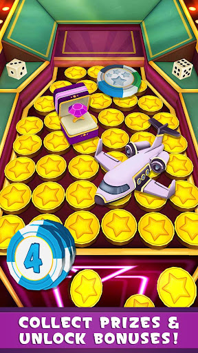 Coin Dozer: Casino 2.8 Screenshots 2