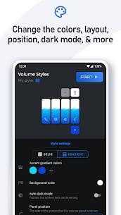 Volume Styles – Customize your Volume Panel Slider 4.1.4 Apk 5