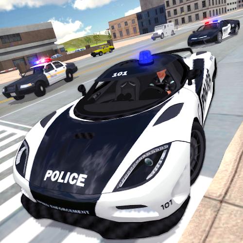 Cop Duty Police Car Simulator (mod money) 1.81 mod