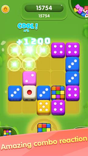 Dice Garden - Number Merge Puzzle apktreat screenshots 2