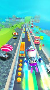 Rush Rush 3D - Running Games
