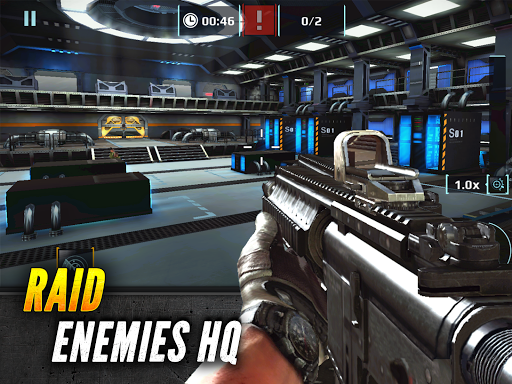 Sniper Fury: Online 3D FPS & Sniper Shooter Game 5.6.1c screenshots 13