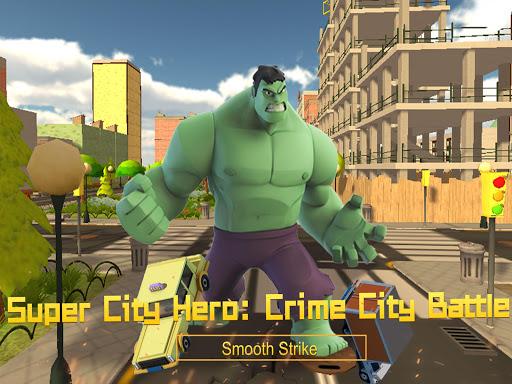 Super City Herouff1aCrime City Battle 14 screenshots 9