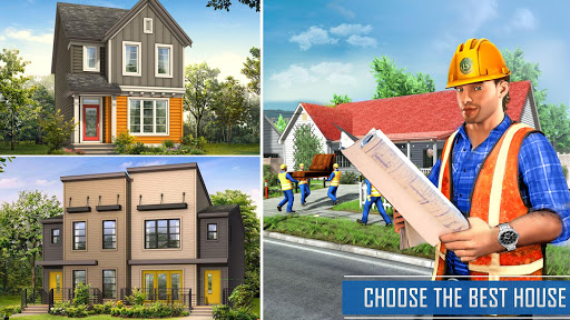 New Family House Builder Happy Family Simulator 1.6 screenshots 2