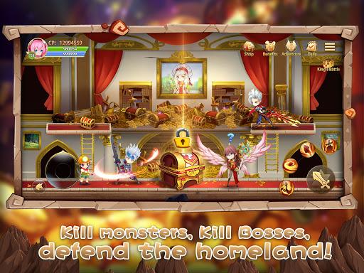 Rainbow Story: Fantasy MMORPG  screenshots 20
