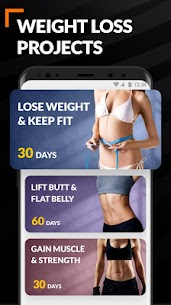 Home Workout for Women – Female Fitness 3