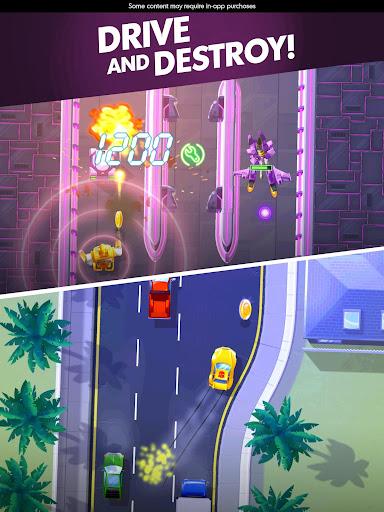 Transformers Bumblebee Overdrive: Arcade Racing 1.5 Screenshots 20