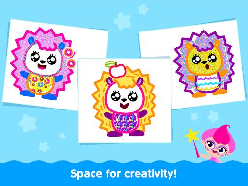 Bini Toddler Drawing Apps! Coloring Games for Kids apktram screenshots 16