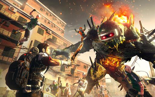 ZOMBIE HUNTER: Offline Games apktram screenshots 23