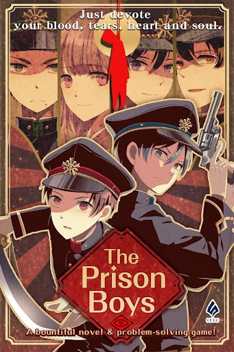 The Prison Boys [ Mystery novel and Escape Game ] screenshots 1