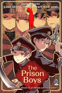 The Prison Boys [Mystery novel and Escape Game] Mod Apk (Unlimited Tickets) 1