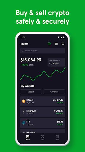 FTX (formerly Blockfolio) - Buy Bitcoin Now  screenshots 1
