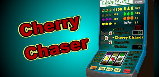 Cherry chaser slot machine fun casino calgary