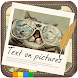 PhotoText- Photo text Editor - Androidアプリ