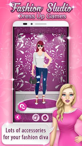 Fashion Studio Dress Up Games  Screenshots 5