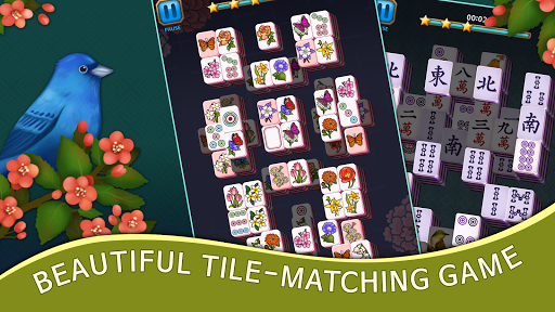 Mahjong Solitaire 1.0.2 screenshots 6