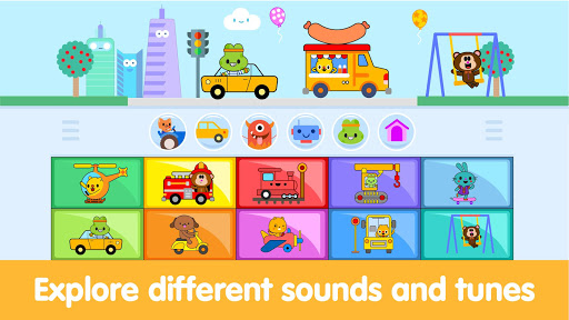 Baby Piano For Toddlers: Kids Music Games 1.4 screenshots 4