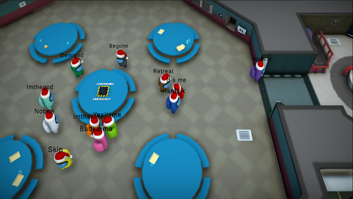 Among Christmas - Among us in 3D 1.3.1 screenshots 15