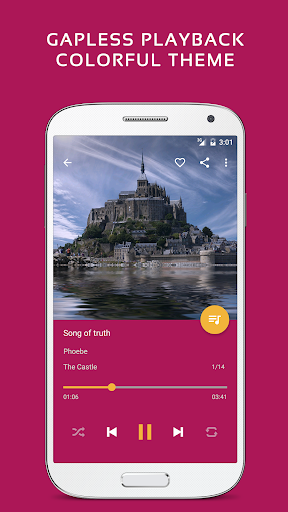 Pulsar Music Player - Mp3 Player, Audio Player 1.10.1 screenshots 2