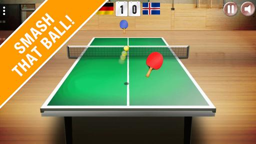 Table Tennis World Tour - The 3D Ping Pong Game  Screenshots 1