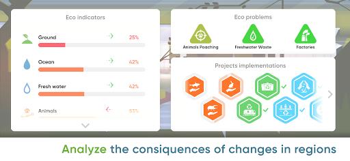 Save the Earth - Eu0421O Strategy  screenshots 2
