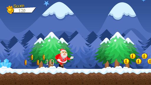 santa run screenshot 2