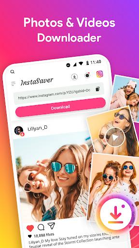 Downloader for Instagram android2mod screenshots 9