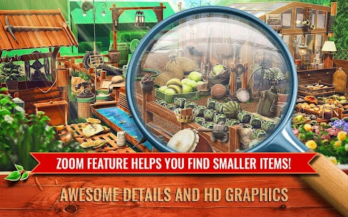Hidden Object Farm Games – Mystery Village Escape 2.8 Download APK Mod 2