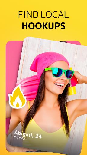 Local Hookup Dating App 🔥 Meet, Chat, Date, Flirt  screenshots 2