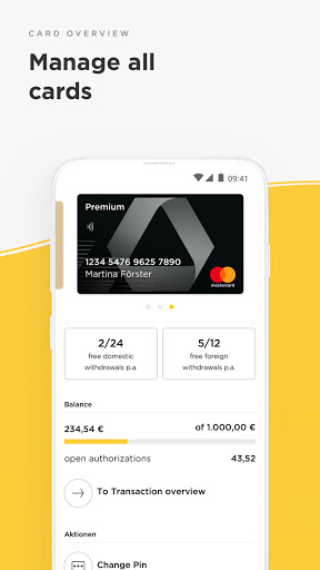 Commerzbank Banking - The app at your side  screenshots 8