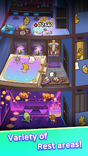 Idle Ghost Hotel Mod Apk 0.3.0 (Free Shopping) 4