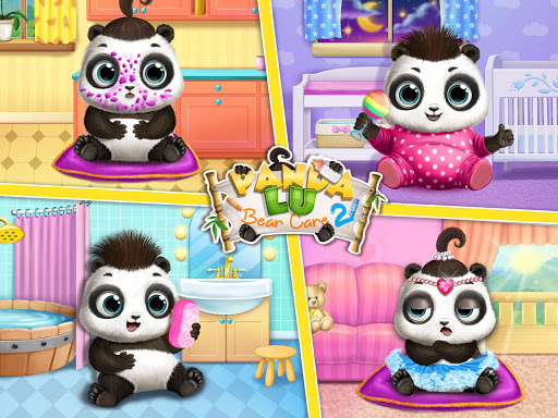 Panda Lu Baby Bear Care 2 - Babysitting & Daycare 5.0.10002 screenshots 17