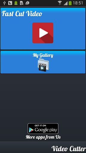 Video Cutter : Video Trimmer  screenshots 1