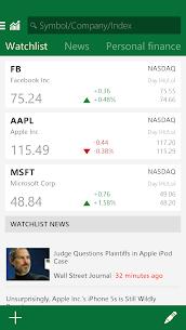 MSN Money- Stock Quotes & News 3