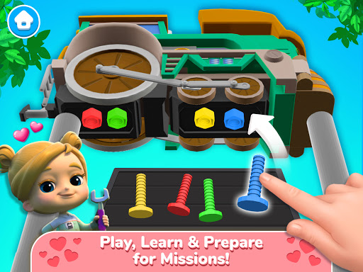 Mighty Express - Play & Learn with Train Friends 1.2.9 screenshots 11