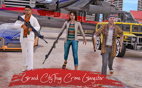 Grand City Thug Crime Gangster 3