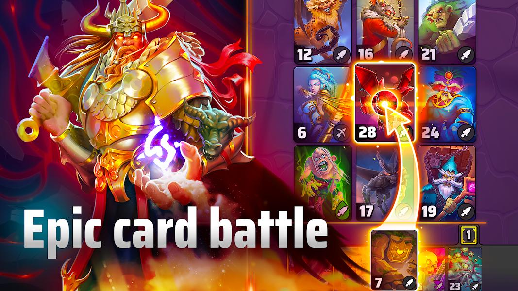 Black Deck - Card Battle ССG Game